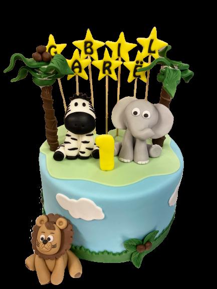 Baby's Safari