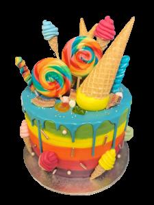 Kleurrijk Snoep (Candy)