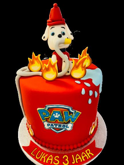 Paw Patrol Brandweer