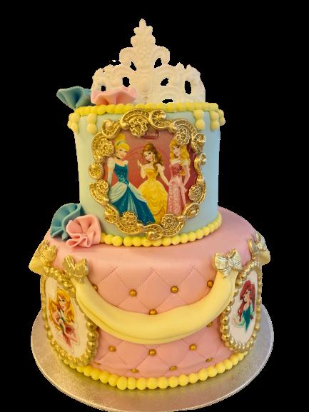 Roze Prinsessen