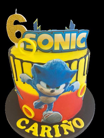 Sonic_Taart